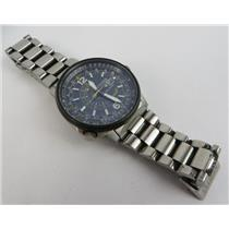 Citizen Eco-Drive GN-4W-S Special Edition Blue Angels Mens Steel Wrist Watch