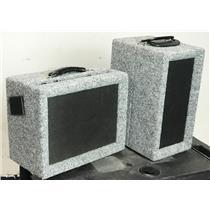 Audio Enhancement Omni 2001z Portable PA System /w Wireless Mic - Working