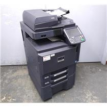Kyocera TaskAlfa 3501i A3 Tabloid Networkable Scanner BW Copier Printer - WORK