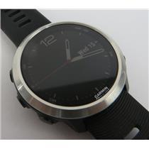 Garmin Forerunner 645 Music Black GPS Running Watch W/ Black Band - NO CHARGER