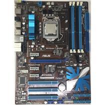 ASUS P7H55 motherboard + Intel i5-750 @ 2.66 GHz