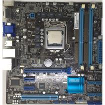 ASUS P8H61-M motherboard + Intel i5-2320 @ 3.00 GHz