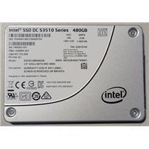 """Intel SSD DC S3510 Series SSDSC2BB480G6 480GB SATA III 6.0Gbps SSD 2.5"""""""