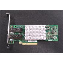 Dell 51GRM QLogic QL41262HFCU-DE 25/10GB SFP+ Dual Port Converged Network Card
