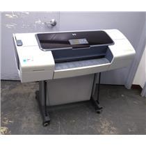 "HP Designjet T1100ps 24"" Large-Format Inkjet Printer Q6684A - READ DESC"