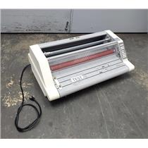 "GBC HeatSeal Ultima 65-1 27"" Hot Cold Laminator 120v 13.4Amp 1710741 - WORKING"