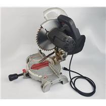 Craftsman Laser Trac 137212290 10-in Laser Compound Miter Saw - TESTED & WORKING