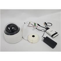 Hikvision DS-2DF1-401H Security Surveillance Camera H.264 Codec WORK READ