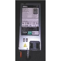 Dell Y9VFC PowerEdge R620 R720 T230 T420 T620 750W Platinum PSU E750E-S1