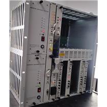 American Lightwave System DV6016ES Fiber Optic Box ADC ALS 16 Channel Shelf