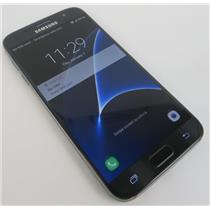 Samsung Galaxy S7 SM-G930A Black Android Smartphone 32GB W/ Good AT&T IMEI #