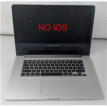 """Apple MacBook Pro 15.4"""" Mid 2015 w/i7-4870HQ 2.5GHz /16GB RAM/500 GB SSD"""