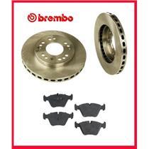 XJ8 XJR XK8 XJ8 (2) JLM020150 (1) D8394OC Ceramic Frt Brake Rotors & Pads 300MM