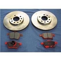 Sonata Optima  Rear Brake Rotors & Pads