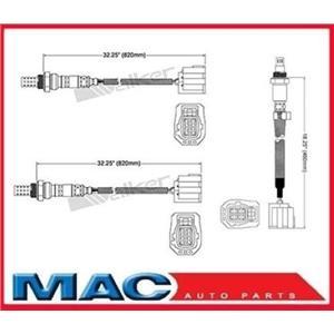 2004-2009 Mazda 3 2.0L 2.3L O2 Oxygen Sensor Direct Fit California Emissions Only