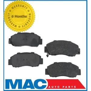 Front Brake Pads Ceramic Acura CL Integra Honda Accord CR-V Prelude Odyssey