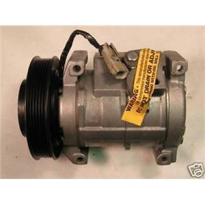 AC Compressor For Chrysler Voyager Dodge Caravan (1 Year Warranty) R77301
