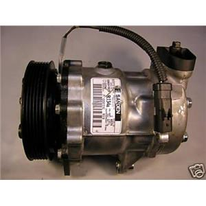 AC Compressor For 2000 2001 Dodge Dakota Durango 4.7L (1Year Warranty) NEW 78578