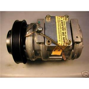 AC Compressor For Acura Legend   RL  TL  (1 Year Warranty) Reman 77328