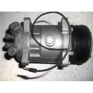 AC Compressor For Kenworth Peterbilt Volvo (1year Warranty) 9537 Reman