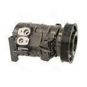 AC Compressor Fits 2005-2008 Chrysler Pacifica (1 Year Warranty) R97355