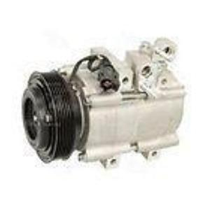 AC Compressor for Escape Tribute Mariner 2.3L (1 Year Warranty) R67144