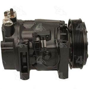 AC Compressor For 2002 Infiniti Q45  4.5L (1 Year Warranty) R97443