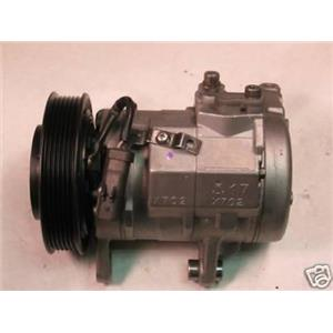 AC Compressor For Dakota Ram 1500 2500 Mitsubishi Raider (1yr Warranty) R67308
