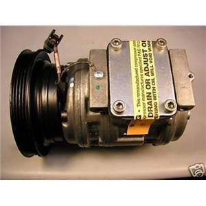 AC Compressor For 1993 1994 1995 Hyundai Scoupe 1.5L (1 Year Warranty) R77329