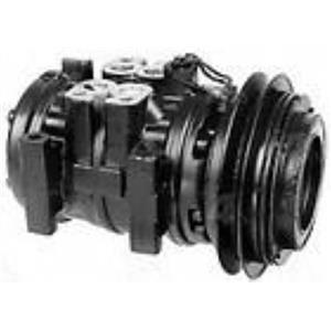 AC Compressor For 1986-1987 Mazda 323 1.6L (1YrW) Reman 77303