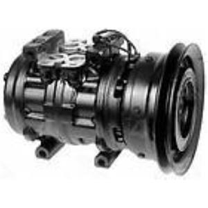 AC Compressor For Mitsubishi Mighty Montero & Dodge Raider (1YrW) Reman 77306