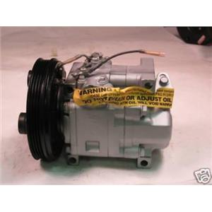AC Compressor For 1999-2000 Mazda Protege 1.6L (1YrW) Reman 67480