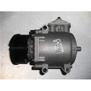 AC Compressor For Ford E-350 E-450 Super Duty E-350 Club Wagon (1 Yr W) R97564
