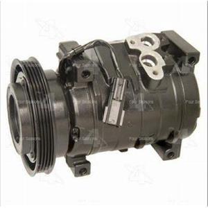 AC Compressor Fits 2003 Chrysler PT Crusier (1 year Warranty) R 67338