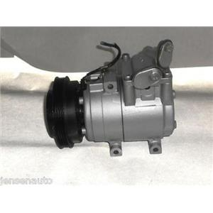 AC Compressor Fits 1999 Kia Sephia (One Year Warranty) R57115