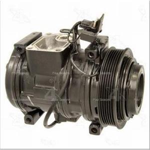 AC Compressor For Mercedes 500SEL 400SEL 400SE (One Year Warranty) R77300