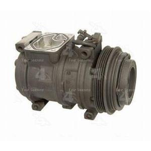 AC Compressor For Jaguar XJR Vanden Plas XJ6 (1 Year Warranty) R97325