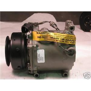 AC Compressor For 1997-2004 Mitsubishi Montero (1YrW) Reman 77487