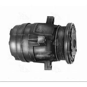 AC Compressor For Chevrolet Buick Oldsmobile Pontiac (1 year Warranty) R57274