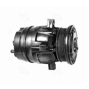 AC Compressor Fits Astro Safari S10 S15 Sonoma (1 year Warranty) R57278