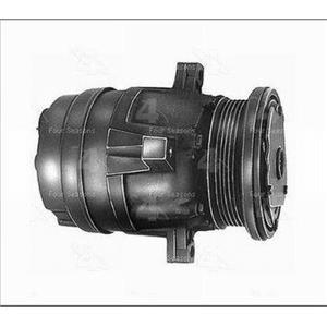 AC Compressor For Buick Chevrolet Oldsmobile Pontiac (1 year Warranty) R57774