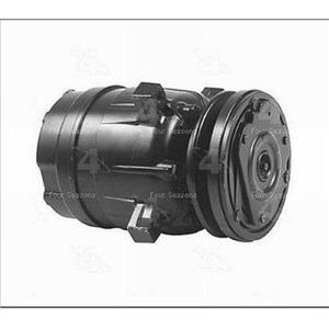 AC Compressor For 1992 1993 1994 Pontiac Sunbird 2.0L (1year Warranty) R57977
