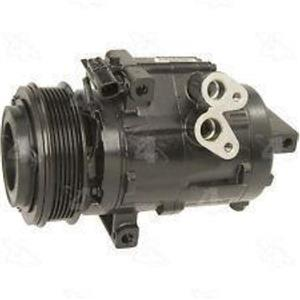 AC Compressor For Ford Flex Taurus Lincoln MKS MKT Mercury Sable (1 Y W) R67194