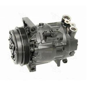 AC Compressor Fits 2003 Infiniti G35  (1 Year Warranty) R67434