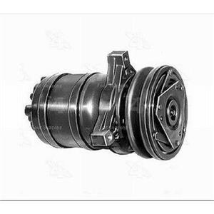 AC Compressor For Chevrolet GMC Pontiac (One Year Warranty)  R57655