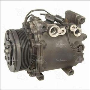 AC Compressor Fits Mitsubishi Eclipse Endeavor Galant  (1 Year Warranty) R77497