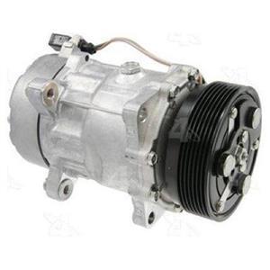 AC Compressor fits Audi TT Seat Alhambra Toledo VW Golf Jetta (1 Year W) R78543