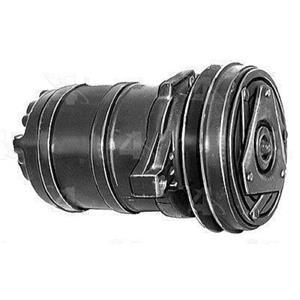 AC Compressor For Cavalier Sunbird Cimarron (One Year Warranty) R57269