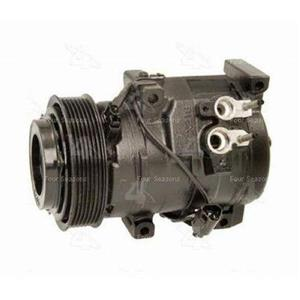 AC Compressor Fits Toyota 4Runner & FJ Cruiser (1 Year Warranty) R97306