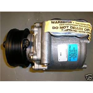 AC Compressor For E-Series Explorer Lincoln Mercury (1 Year Warranty) R78588